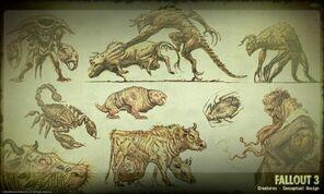 Fallout-3-Creatures-Concept-Art-575x345