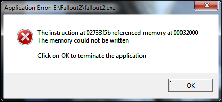 File:Fallout2 Error (On Startup).jpg