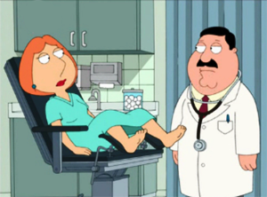Partial Terms of Endearment - Family Guy promo