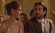 Het huwelijk van Peter Van den Bossche en Trudy Tack de Rixart de Waremme