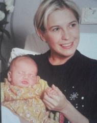 De geboorte van Hannah Van den Bossche