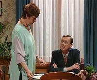 François Van den Bossche en Liliane Faes