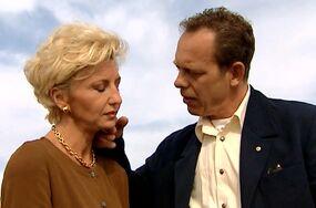 Marie-Rose de Putter en Hugo Beckers