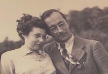 Anna Dierckx en Pierre Van den Bossche