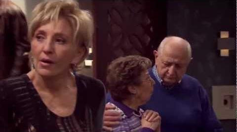 Familie - Rita gaat helemaal door het lint bij Marie-Rose