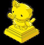 Deco-hey-cat-statue