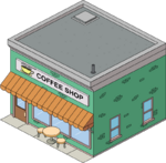 Builing-coffee-shop