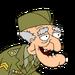 Facespace portrait herbert veteran