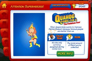 Comic-Con Default Page