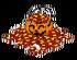 Sixty-four-thousand-dollar-bars-pumpkin-candy-bucket