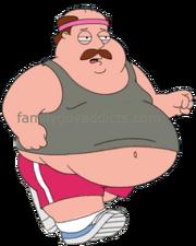 Fat-jogger