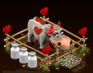 LoveCow view