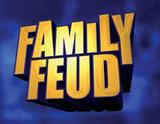 Family Feud O'Hurley Logo
