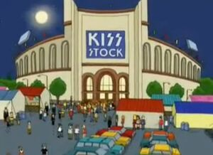 Kiss Stock
