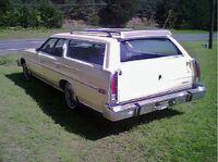 LTD rear
