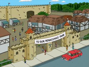 Ye Olde Renaissance Fair