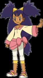 Pokemon BW Iris by pokewomon