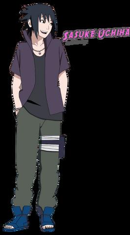 File:Sasuke uchiha road the ninja by rokkx-d5h4d4x.png