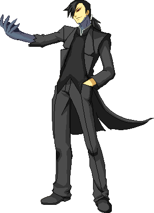 File:Greed Ling Yao Blazblue Sprite by FangBladeJoker.png