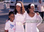 1991 ABC Summer TCA Press Tour Jaimee, Kellie & Telma