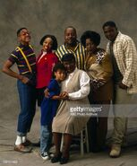 Family matters cast 1994