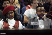 Laura & urkel a thought in the dark