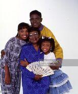 Eddie, laura, judy & mama winslow 1991