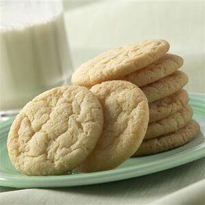Sugar cookie