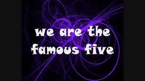 Famous five (lyrics)1978-1979