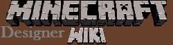 File:Minecraft Designer Wiki logo.png