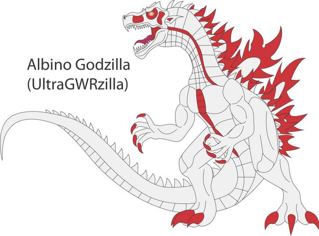 File:Albino godzilla ultragwrzilla by daizua123-d8ax03v.png