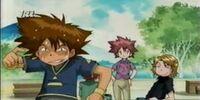 Taichi Yagami X Jun Motomiya