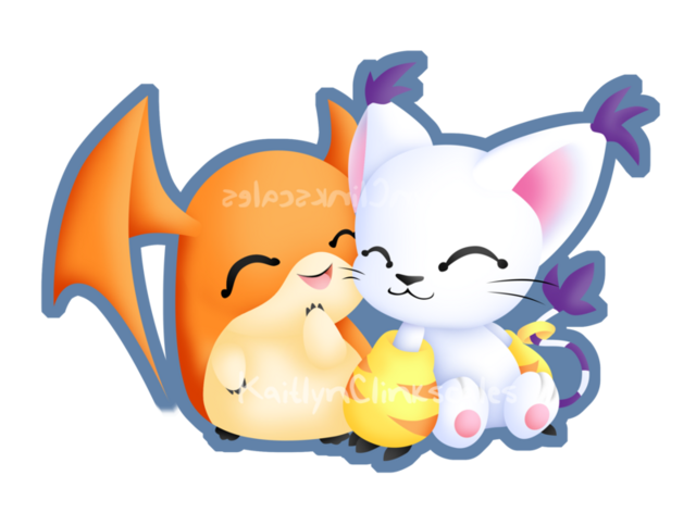 File:Patamon and gatomon.png