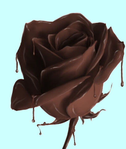 File:Chocolate flower by coolthang.jpeg
