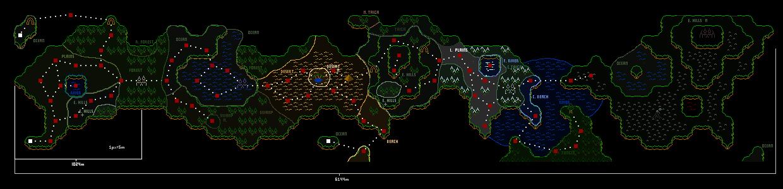 SRCraft BiomeMap