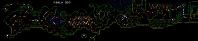 Cola160 World Map
