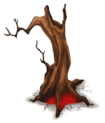 Crag Island Big Tree