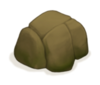 Crag Island Small Rock