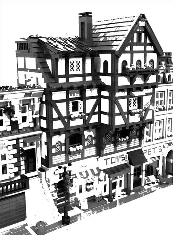 File:128 High Street, Ambrose Hill, 1959.jpg