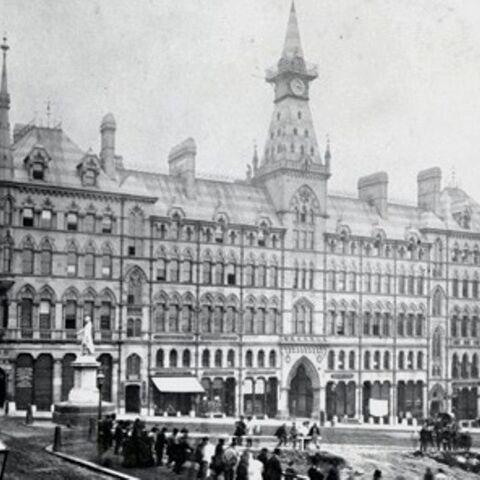 4 Imperial Street, 1921 (demolished in 1974, rebuilt 2050)