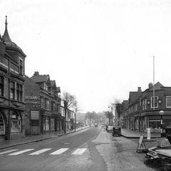 Lower Capricious Street, all still remain