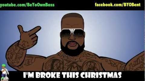 Broke dis Christmas