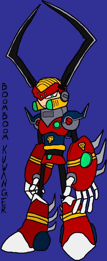 Boomboom Kuwanger