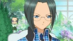 Kairi with Musashi