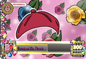 BouquetDeFleursAccessory