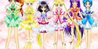 Yes! Sailor Pretty Cure 5!!
