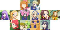 Aikatsu! Pretty Cure! Twelve Stars