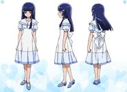 Reika dress in smile precure! New generation
