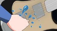 Blue Wave Guitar