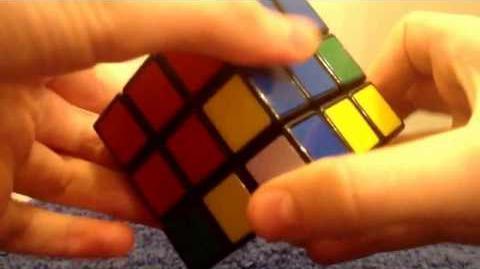 I can solve a Rubik's Cube!-0